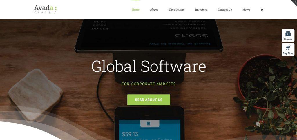 WordPress-Themes: wordpress blog theme installieren avada