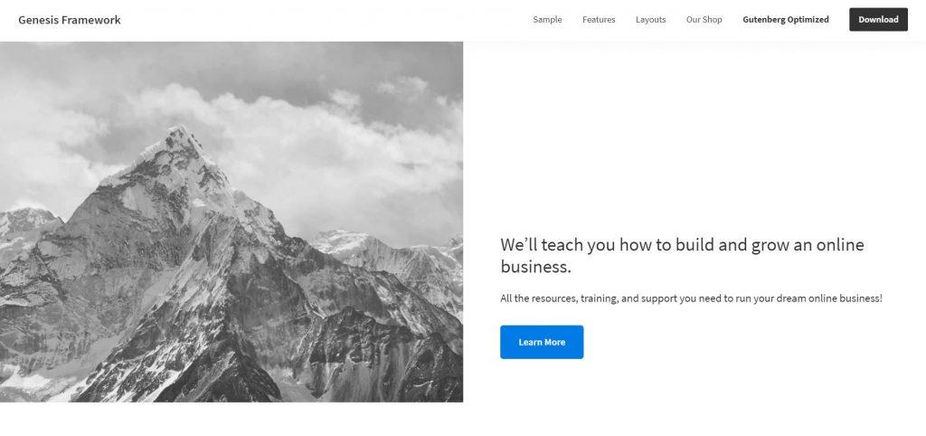 WordPress-Themes: wordpress blog theme installieren genesis