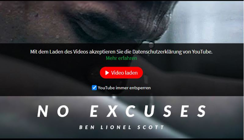 YouTube-Videos DSGVO-konform einbetten