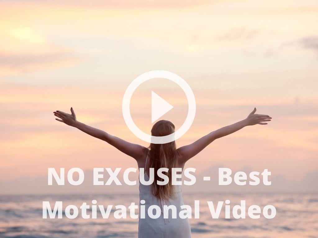 YouTube-Videos DSGVO-konform einbetten: NO EXCUSES Best Motivational Video