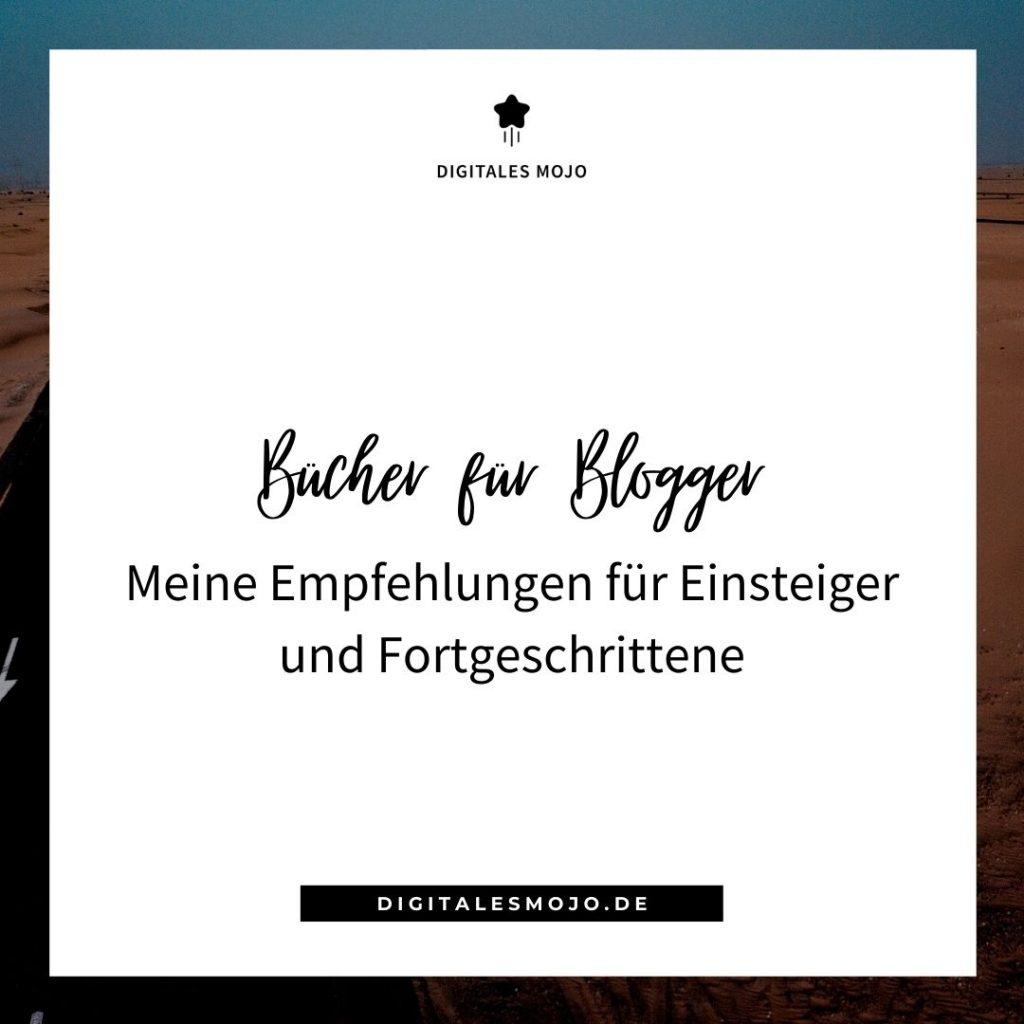 Digitales Mojo: Buecher fuer Blogger