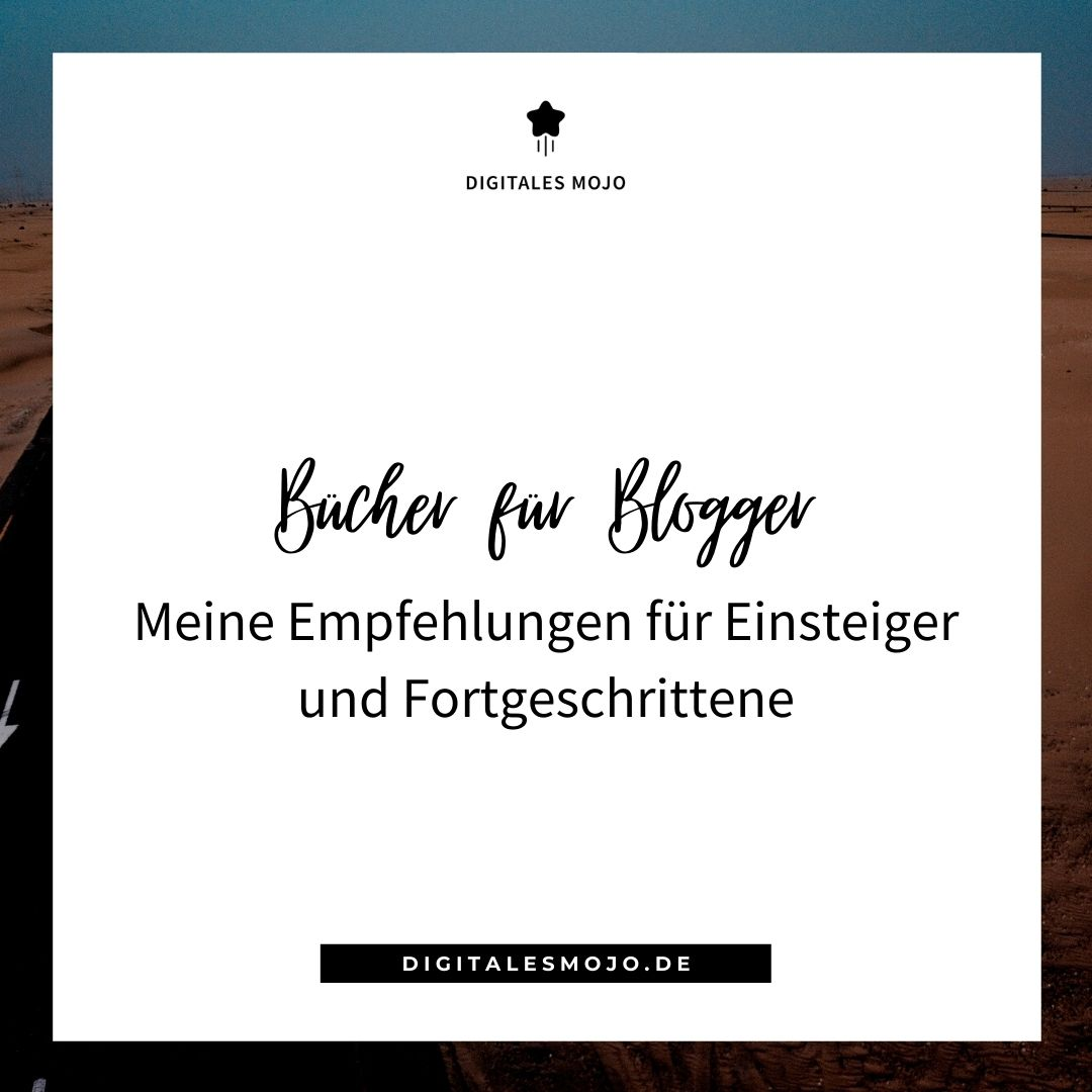 bloggen bücher: Buecher fuer Blogger