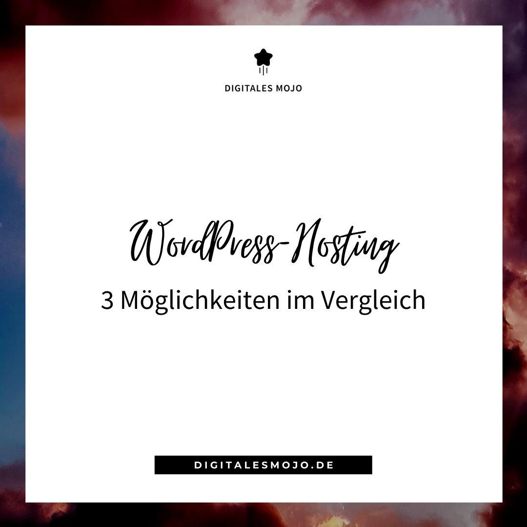 wordpress-hosting im vergleich